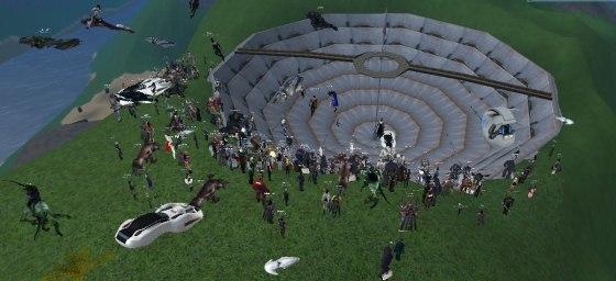 Borealis event