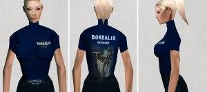Borealis T-shirt